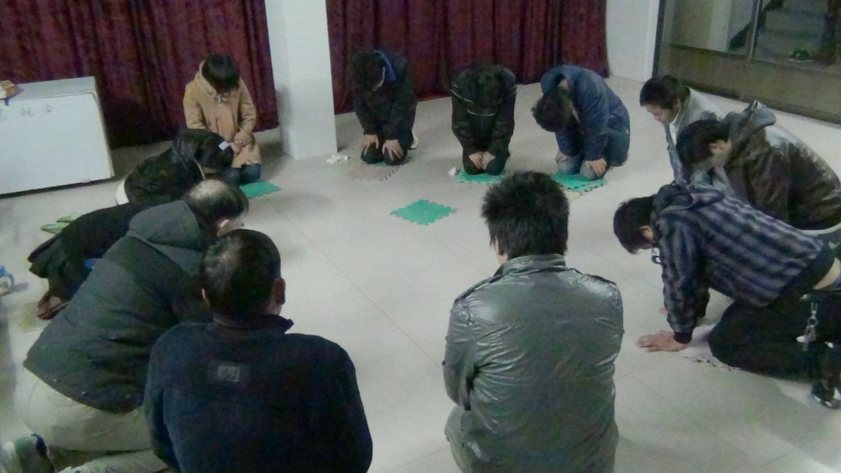 Cixi Prayer Group-min