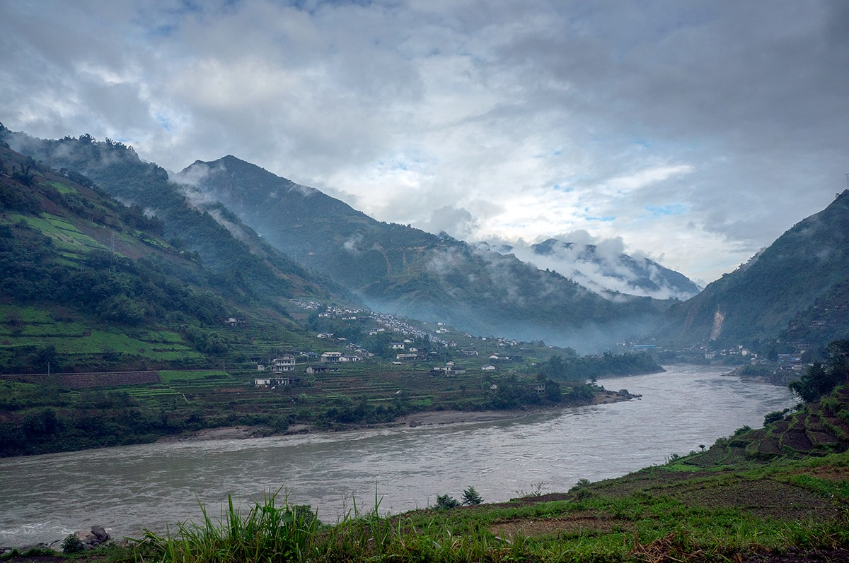 Nujiang - Yunnan area-min