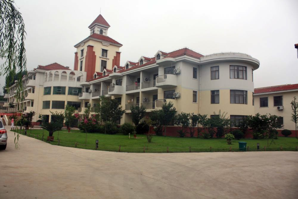 Shandong - Qingdao - Elderly Home - Rev-min