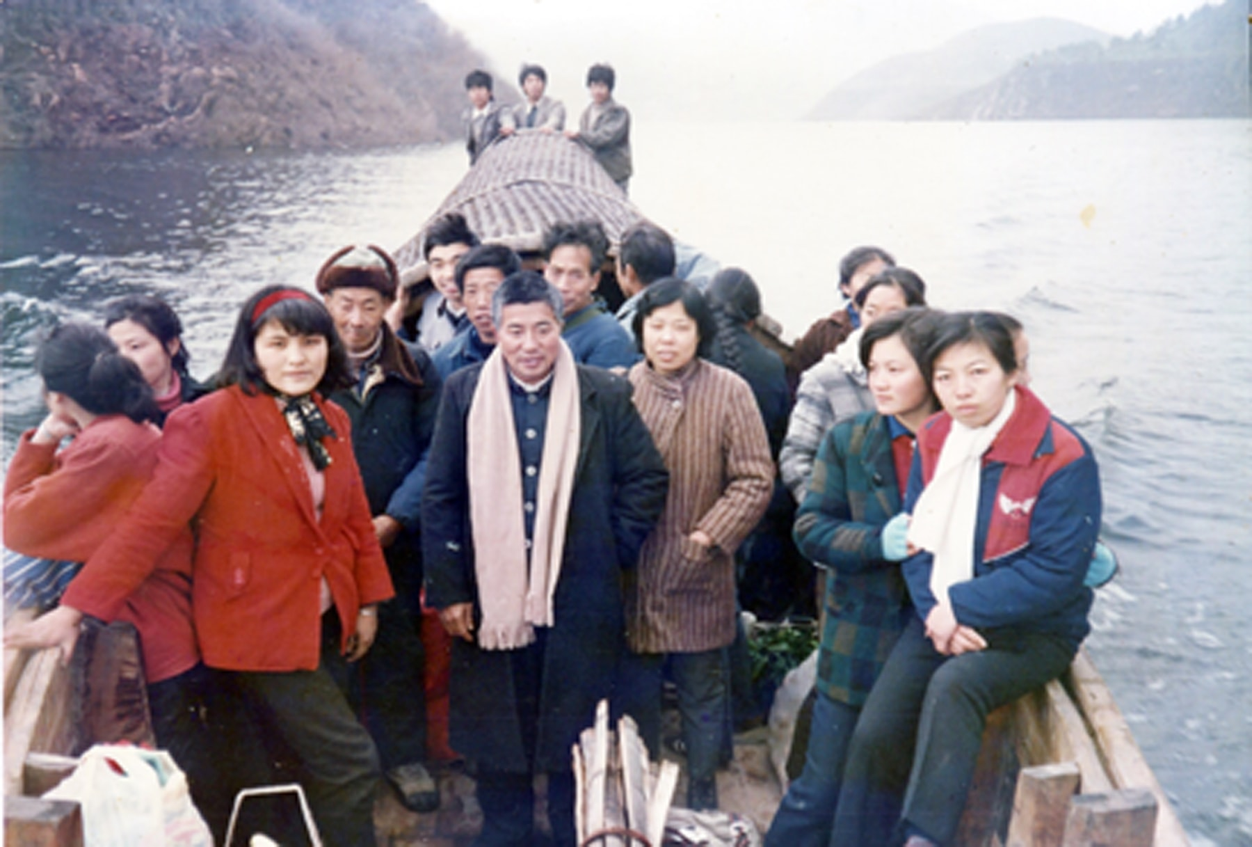 Over 20 years ago, East Gates co-workers were involved in distributing Bibles near and far in China, throughout whatever transportation means possible.